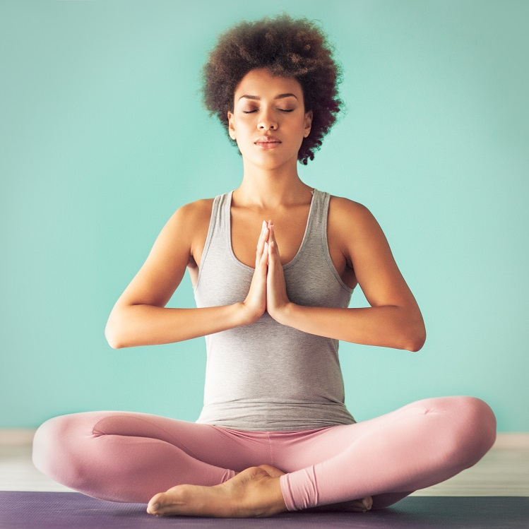meditation and prayer is good for detoxing